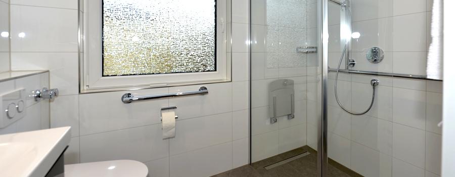 Behindertengerechtes Bad
